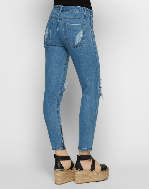 GLAMOROUS Five-Pocket-Jean