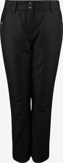 KILLTEC Sportbroek 'Siranya' in de kleur Donkergrijs, Productweergave