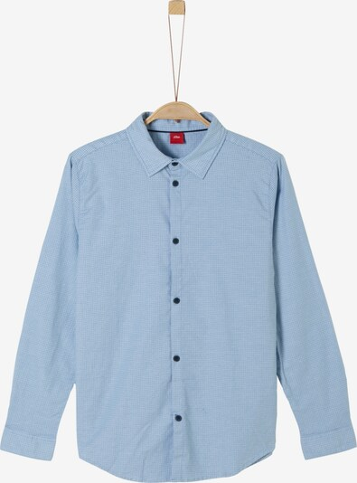 s.Oliver Junior Hemd in opal / hellblau, Produktansicht