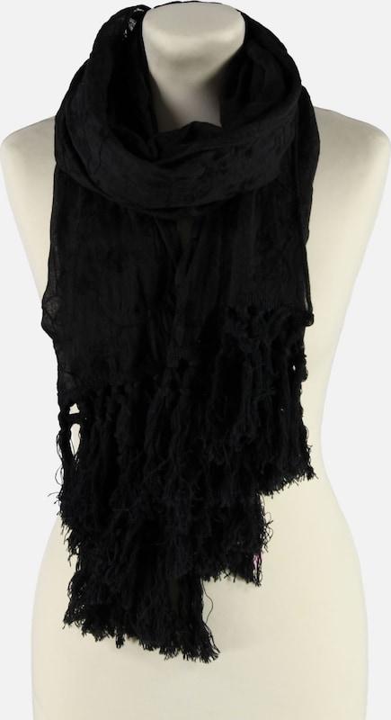 Passigatti Polyester-Baumwoll Schal
