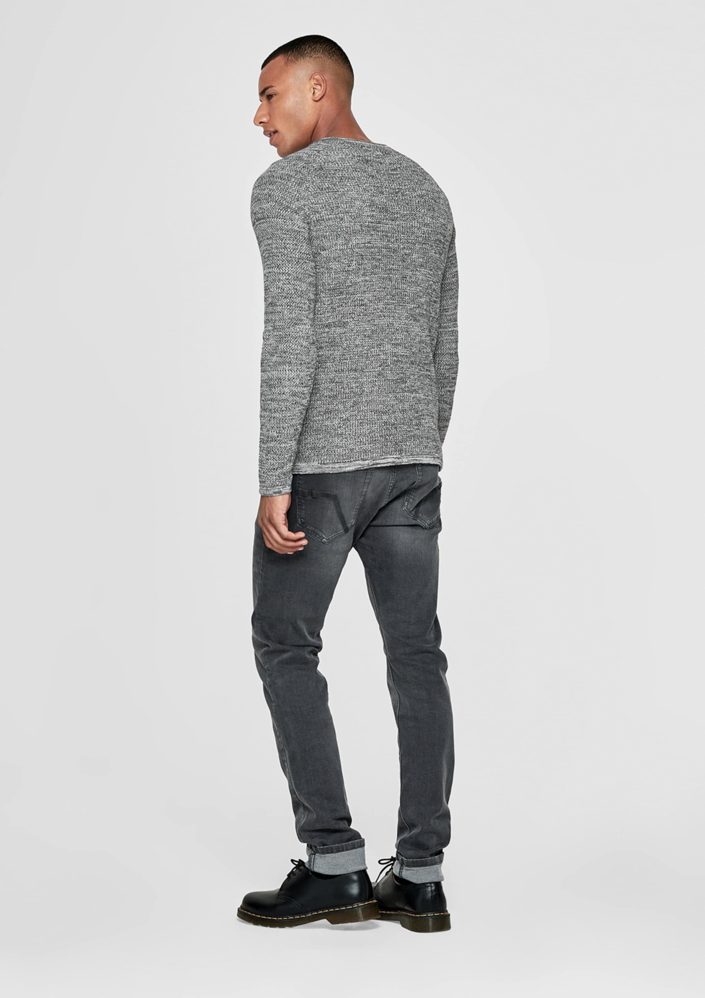 In Pullover Q Grau By Designed s X0wk8PnO