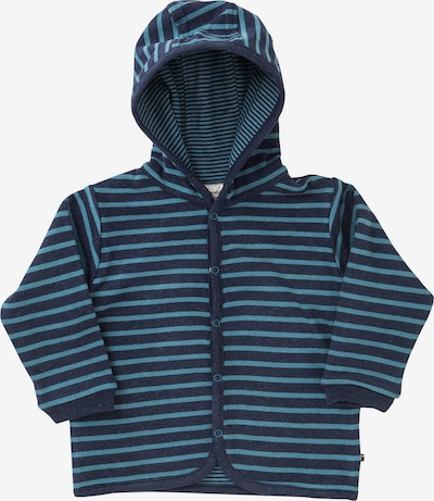 People Wear Organic Übergangsjacke in taubenblau / pastellblau, Produktansicht