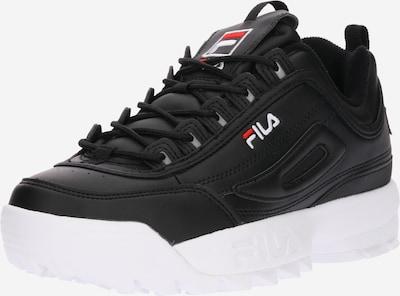 FILA Sneaker 'DISRUPTOR' in hellrot / schwarz / weiß, Produktansicht