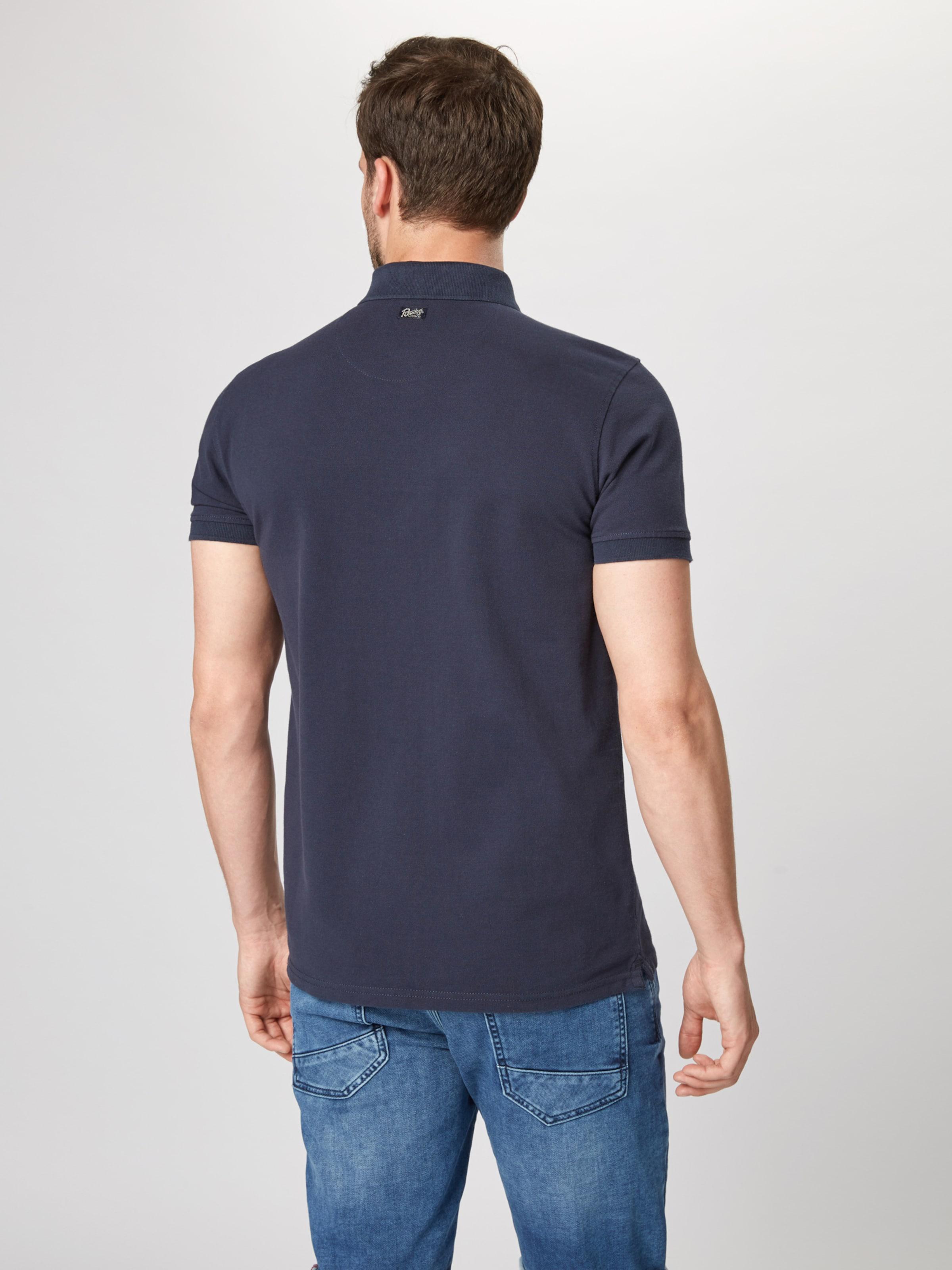 Industries Bleu T En shirt Foncé Petrol PvNn0yO8wm