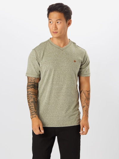 JACK & JONES T-Shirt in oliv: Frontalansicht
