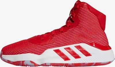 ADIDAS PERFORMANCE Sportschoen in de kleur Rood / Wit, Productweergave