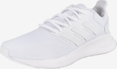 ADIDAS PERFORMANCE Running shoe 'Runfalcon' in white, Item view