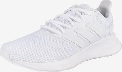 ADIDAS PERFORMANCE Chaussure de course 'Runfalcon' en blanc, Vue avec produit