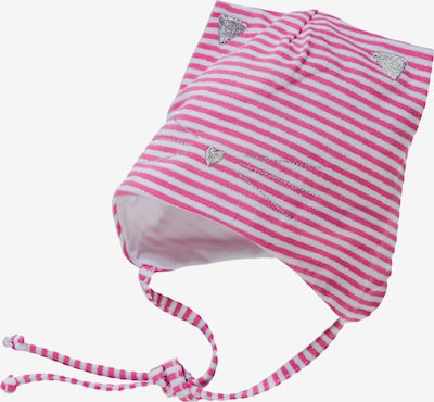 STERNTALER Erstlingsmütze in rosa, Produktansicht