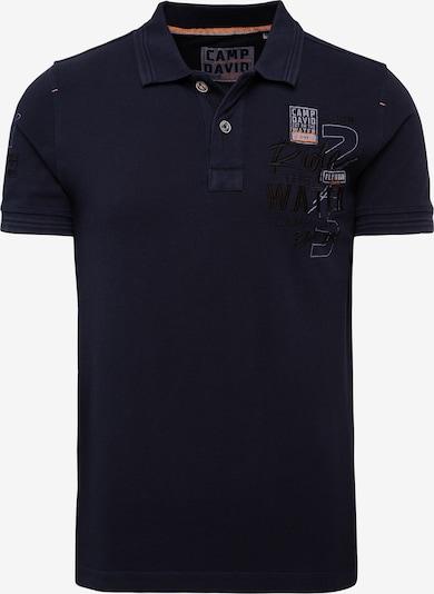 CAMP DAVID Koszulka w kolorze ciemny niebieskim, Podgląd produktu
