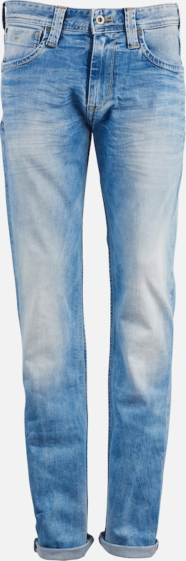 Bleu Jean En Jeans Pepe Denim SzVUpM