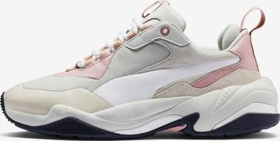 PUMA Sneaker 'Thunder Rive Gauche' in beige / hellgrau / hellpink / weiß, Produktansicht