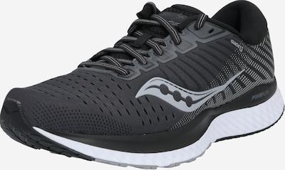 saucony Tenisice za trčanje 'Guide 13' u srebrno siva / crna / bijela, Pregled proizvoda