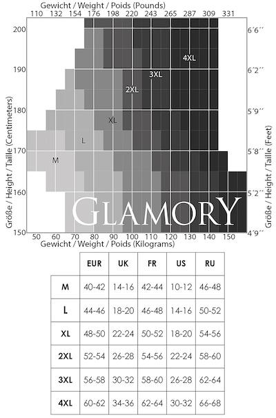 GLAMORY Feinstrümpfe 'Comfort 20 DEN' in beige, Produktansicht