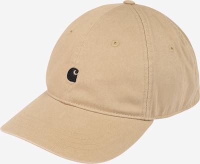 Carhartt WIP Cap 'Madison' in beige / schwarz, Produktansicht