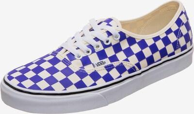 VANS Sneaker 'Authentic' in blau / weiß, Produktansicht