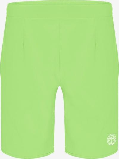 BIDI BADU Shorts 'Henry 2.0 Tech' in neongrün, Produktansicht