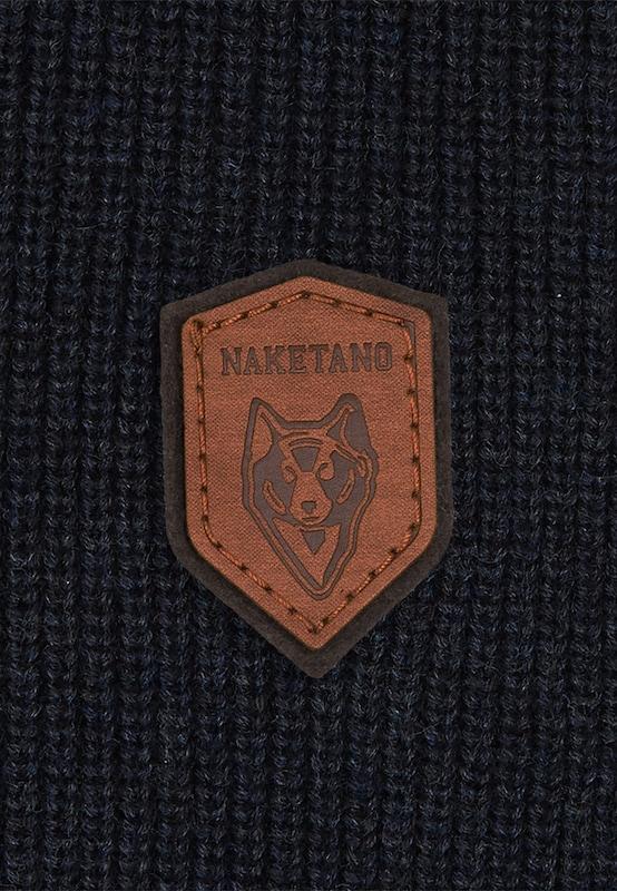 naketano Male Knit 'Mortal Men'