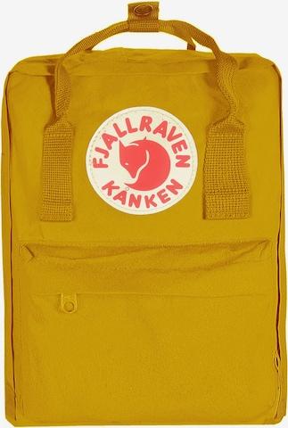 Fjällräven Rucksack '16 Mini' in Gelb