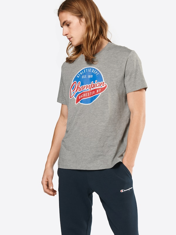 Champion Authentic Athletic Apparel T-shirt Crewneck T-shirt