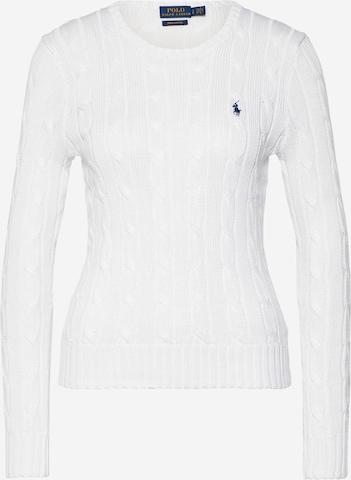Polo Ralph Lauren Sweter w kolorze biały