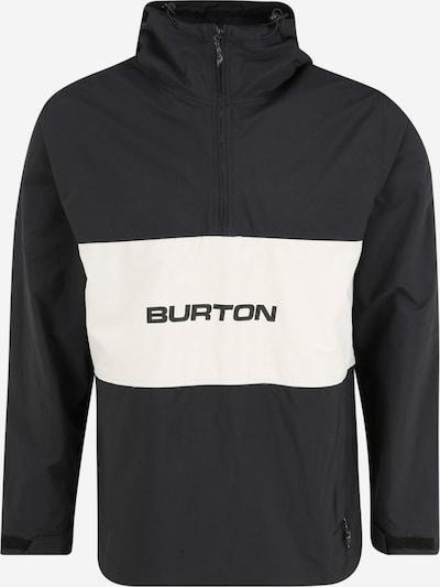 BURTON Sportovní bunda 'Men's Antiup Anorak Jacket' - stříbrně šedá / černá, Produkt