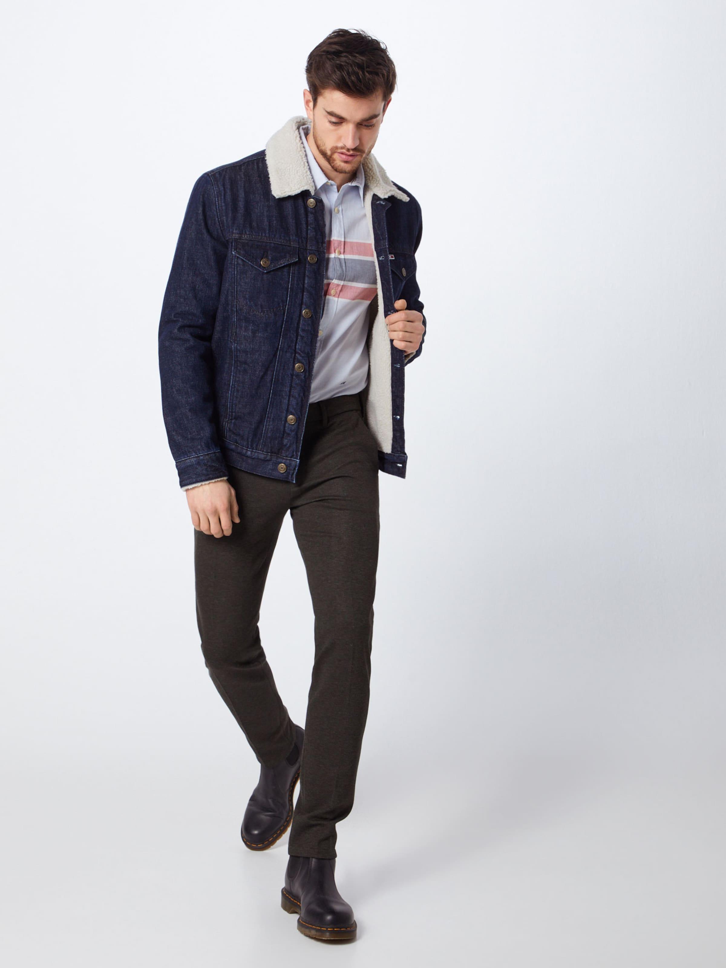 HellblauRot Hemd 'wyatt' In Jeans Pepe qMzGSUpV