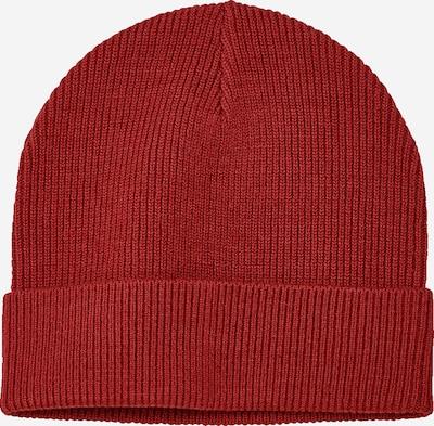 EDITED Czapka 'Enya' w kolorze rdzawoczerwonym, Podgląd produktu