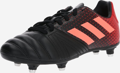 ADIDAS PERFORMANCE Sportschuh 'All Blacks' in grau / rot / schwarz, Produktansicht