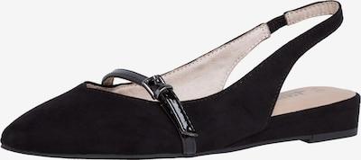 TAMARIS Riemchenballerina in schwarz, Produktansicht