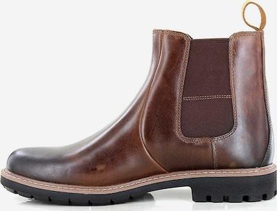 CLARKS Stiefel in braun / schwarz, Produktansicht