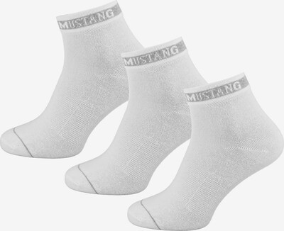 MUSTANG Socken in weiß, Produktansicht