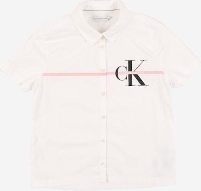 Calvin Klein Jeans Shirt in weiß, Produktansicht