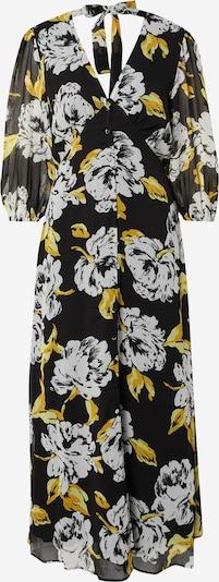 Gestuz Kleid in gelb / schwarz, Produktansicht