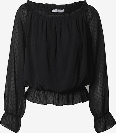 Hailys Bluse 'Maja' in schwarz, Produktansicht