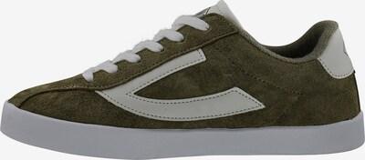 VIKING Sneaker in khaki / weiß, Produktansicht