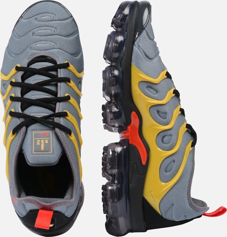 Baskets Nike OrGris Orange En 'air Vapormax Plus' Sportswear Basses YIH29WED
