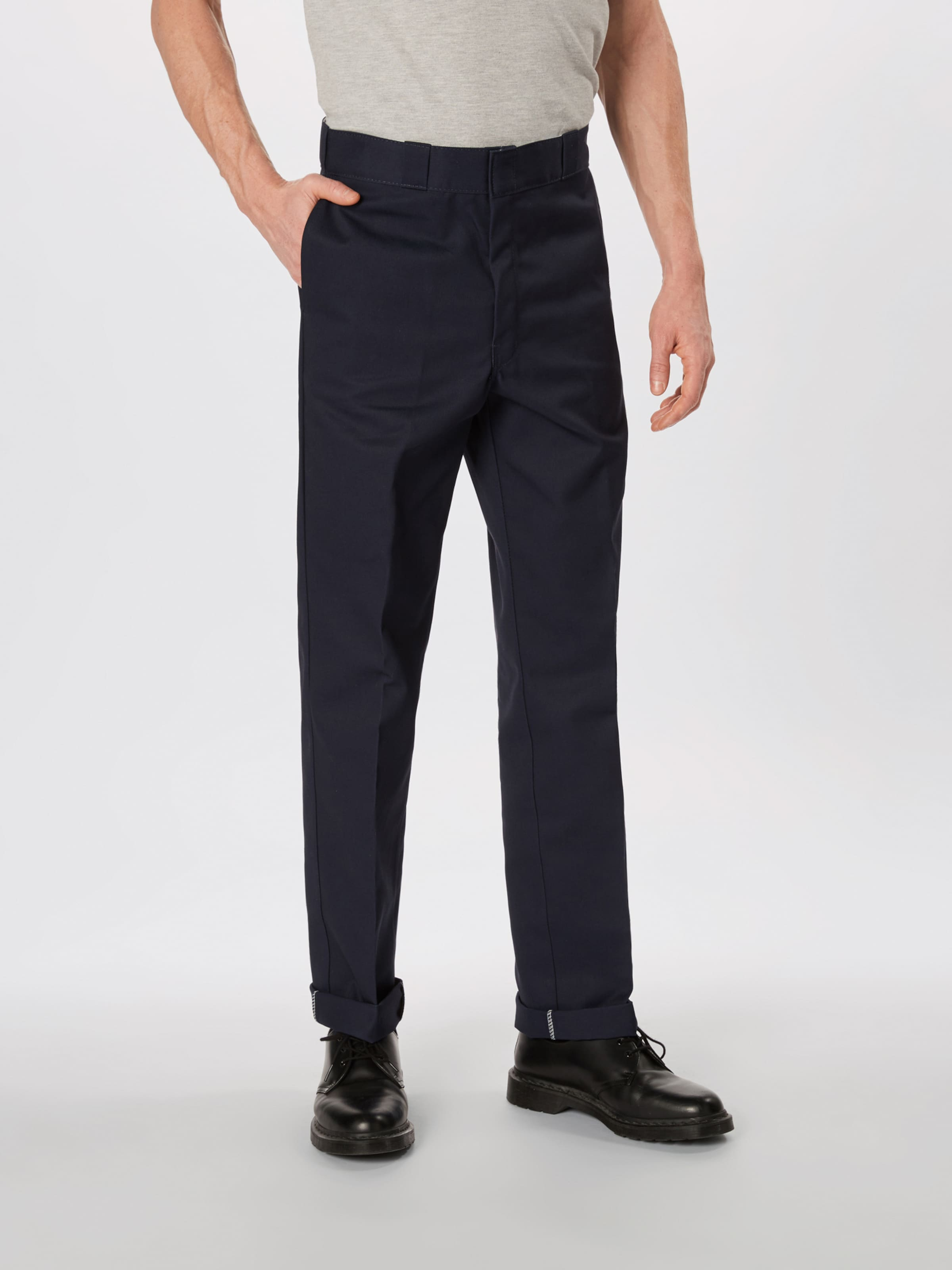Work' Dickies '874 Navy Stoffhose In zVGSqMLpU