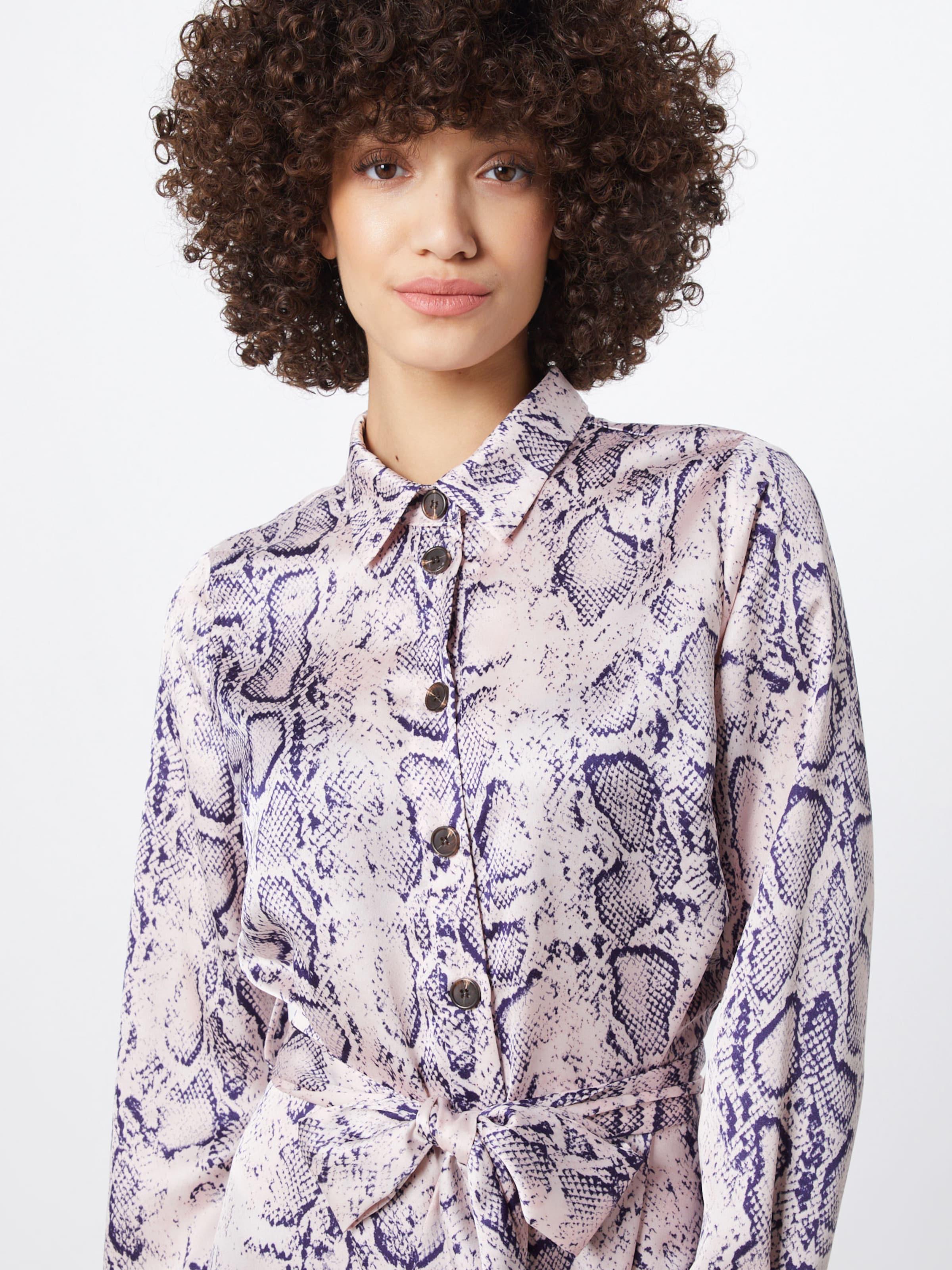 Rut & Circle Skjortklänning 'ZAHRA' i blandade färger