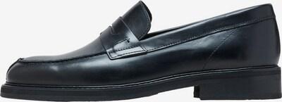 SELECTED HOMME Mocassins in de kleur Zwart, Productweergave