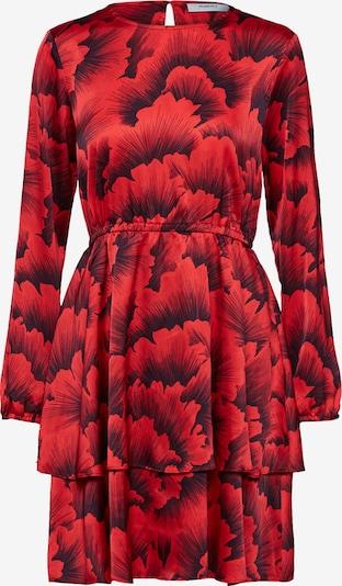 Moves Robe-chemise 'isse 1493' en rouge, Vue avec produit