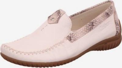 GABOR Mokassin in braun / rosa, Produktansicht