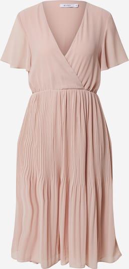 NA-KD Kleid in rosa, Produktansicht