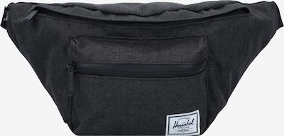 Herschel Gürteltasche 'Seventeen' in anthrazit, Produktansicht