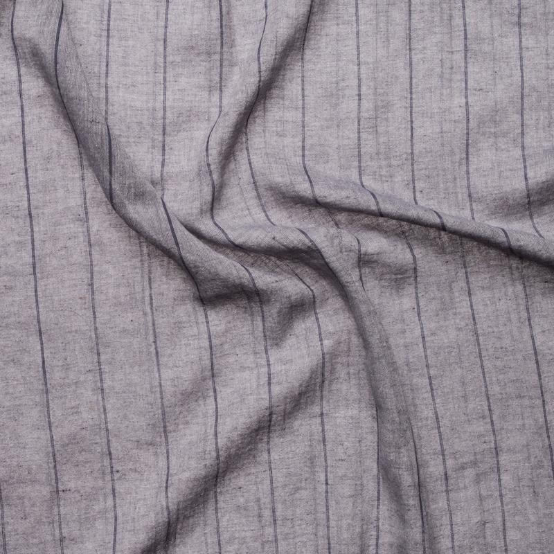 CODELLO Schal mit feinen Streifen