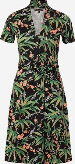 King Louie Šaty 'Emmy' - zelená / zmiešané farby / čierna, Produkt
