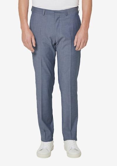 s.Oliver BLACK LABEL Anzughose in taubenblau, Modelansicht