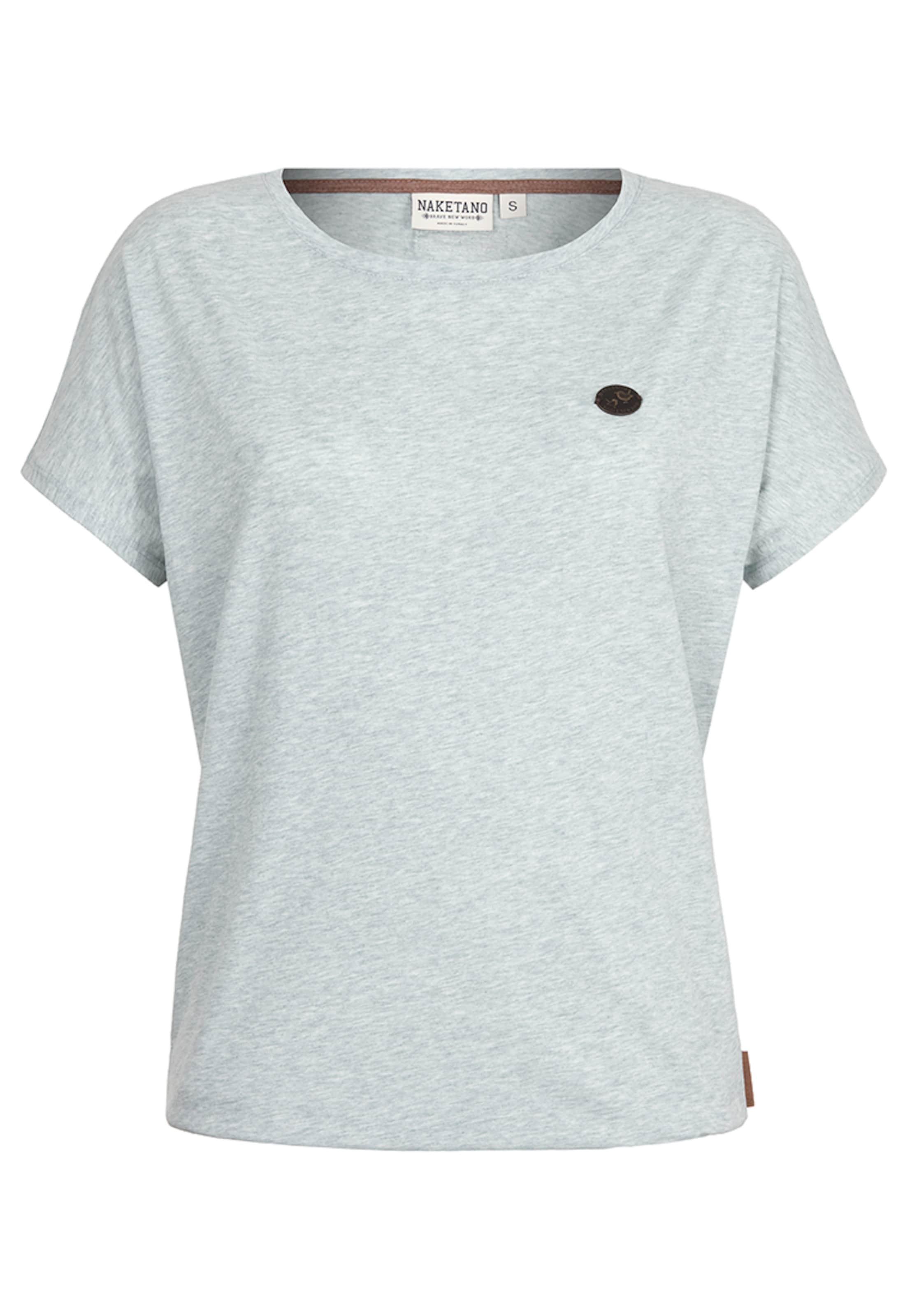 Neuester Rabatt naketano T-Shirt 'Schnella Baustella III' Verkauf Veröffentlichungstermine Geniue Händler Online orBFj51