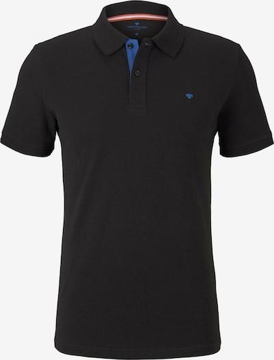 TOM TAILOR Shirt in de kleur Zwart: Vooraanzicht