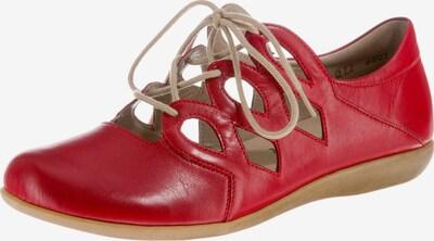 REMONTE Schnürschuhe in rot, Produktansicht